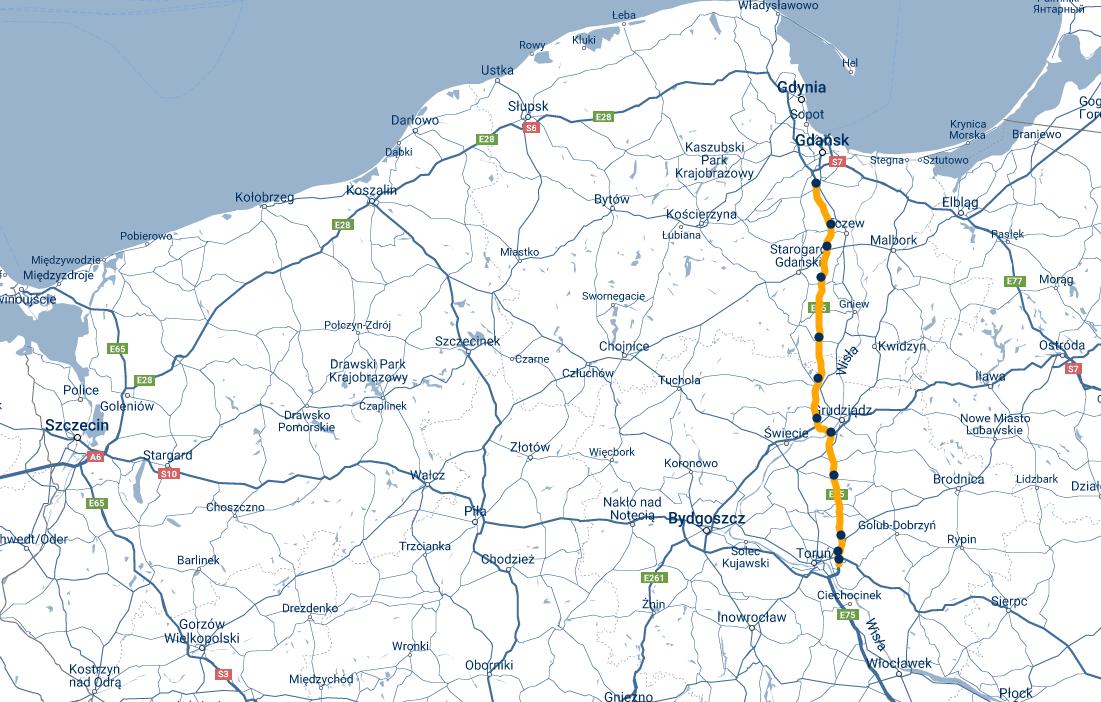 Jeśli autostrada się zakorkuje w wakacje, to bramki na A1 zostaną otwarte  i bezpłatne.