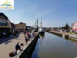 Majówka 2018 w Łebie rozpoczęta