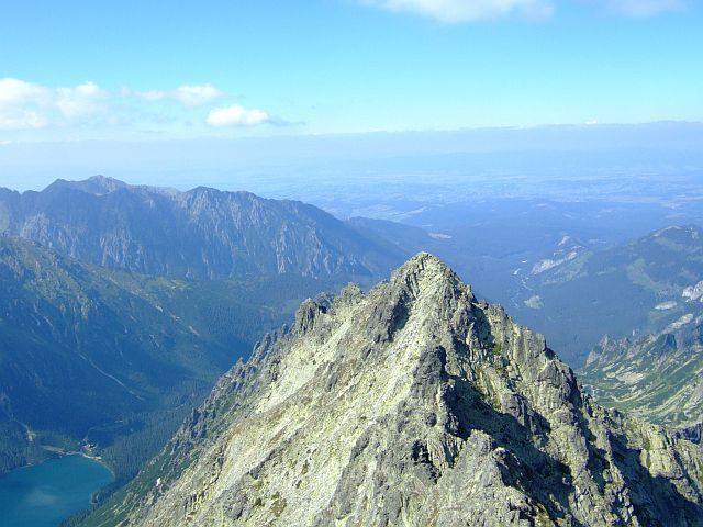 Rysy najwyższy szczyt Polski 1