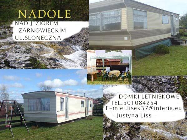 Domki Nadole