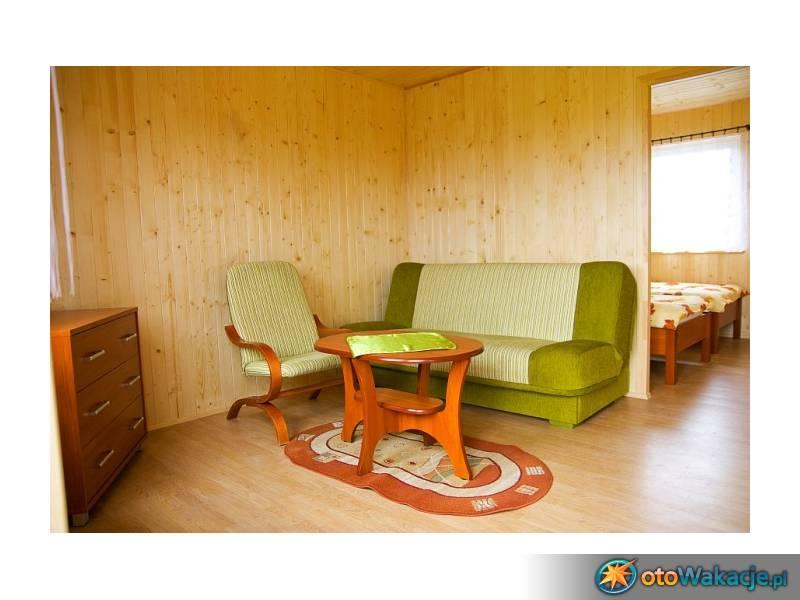 Pokoje Gościnne Domki Letniskowe 4