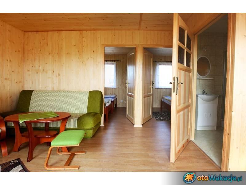 Pokoje Gościnne Domki Letniskowe 12