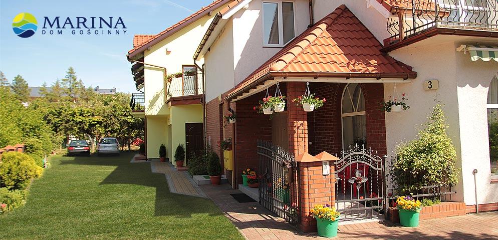 Dom Gościnny Marina 2