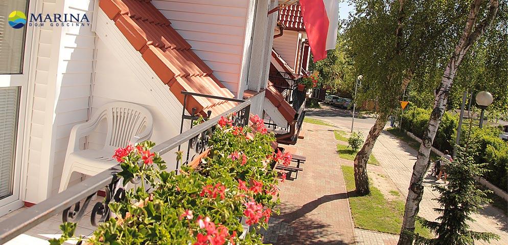 Dom Gościnny Marina 23