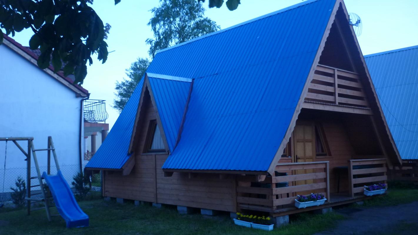 Domki w Rowach