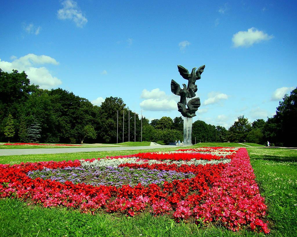 Park im. Jana Kasprowicza w Szczecinie 1