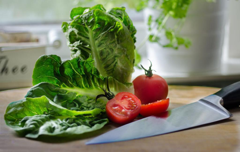 Salad Store